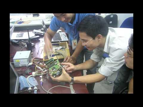 Quá trình làm Vệ tinh F-1 (Viện nghiên cứu Đại học FPT)