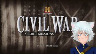 Foxxy Reviews: History Channel's Civil War Secret Missions
