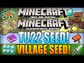 ★ Minecraft Xbox 360 TU22 Seeds: 5 VILLAGES, 9 DIAMONDS, STRONGHOLD, DUNGEON! (Xbox 360/PS3 Seed)