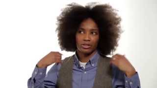 Black is Blue - Interview with Krys Freeman