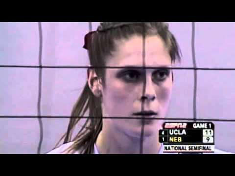 Nebraska vs UCLA 2006 NCAA Semifinals [Set 1]