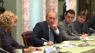 Урок Истории - историкам от Путина
