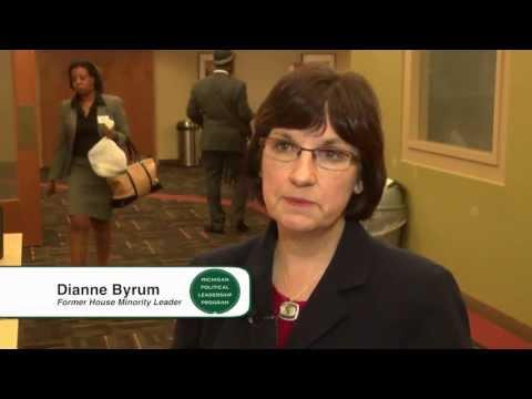 Dianne Byrum: MPLP (Michigan Political Leadership Program) Testimonial 2013