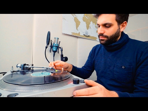 HOW TO SAMPLE OLD RECORDS