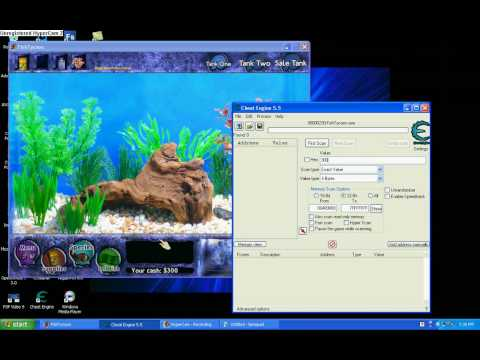 Fish Tycoon Money Cheat / Hack