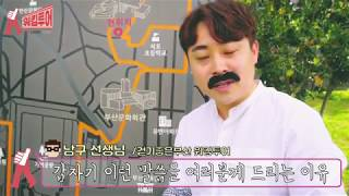 걷기좋은부산 워킹투어 평화·청년문화의 거리남구 티저영상