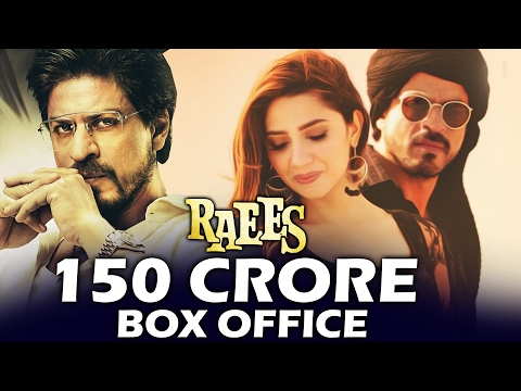 Shahrukh RAEES To CROSS 150 CRORE In INDIA In Second Weekend - Box Office Collection