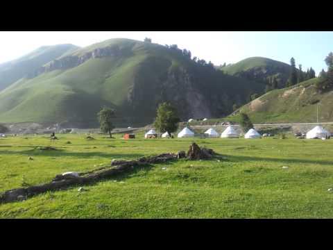 منطقة غولجا بتركستان الشرقية