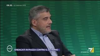 OMNIBUS LA7- Agostino Di Maio ospite_1