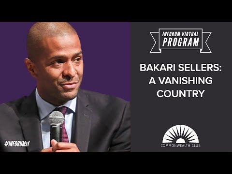 Bakari Sellers: A Vanishing Country