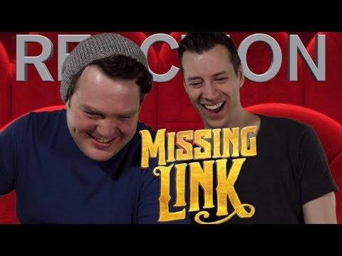 Missing Link - Trailer Reaction