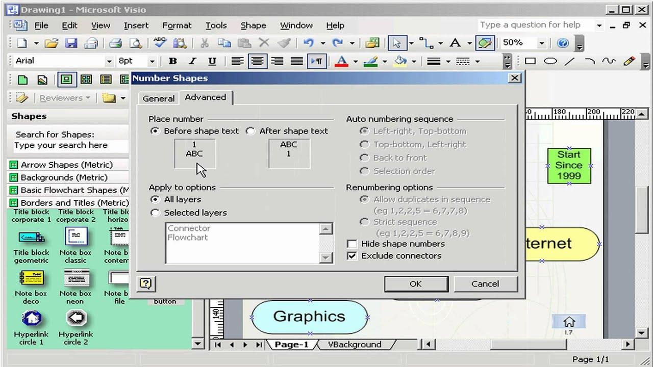 Microsoft office visio professional 2003