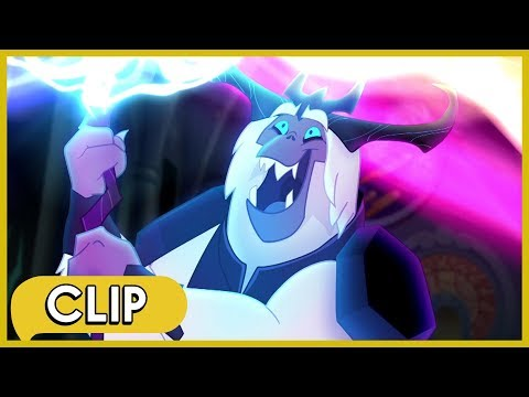 The Storm King Takes the Princesses Magic - My Little Pony: The Movie [HD]
