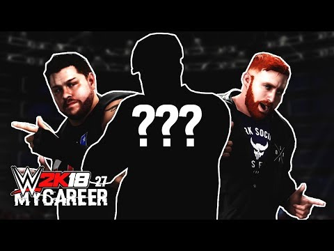 WWE 2K18 My Career Mode Ep 27 - New Stable? Kevin Owens & WHO?!