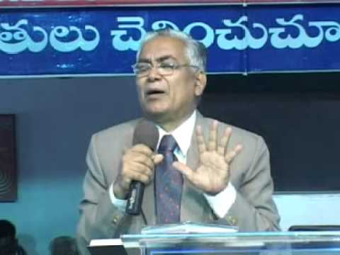 Dr P. Vijay kumar garu, House of prayer church, Kakinada