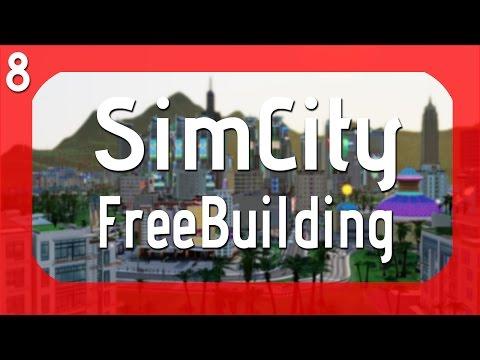 SimCity FreeBuilding 8 ► Metropolitan Area