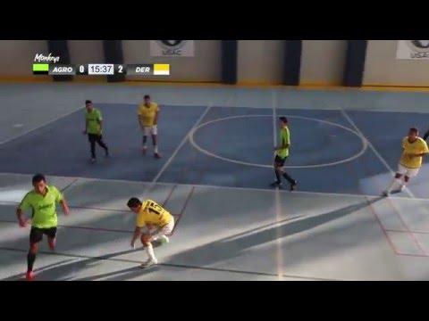 Final Liga de Ascenso USAC - Agronomía vs Derecho