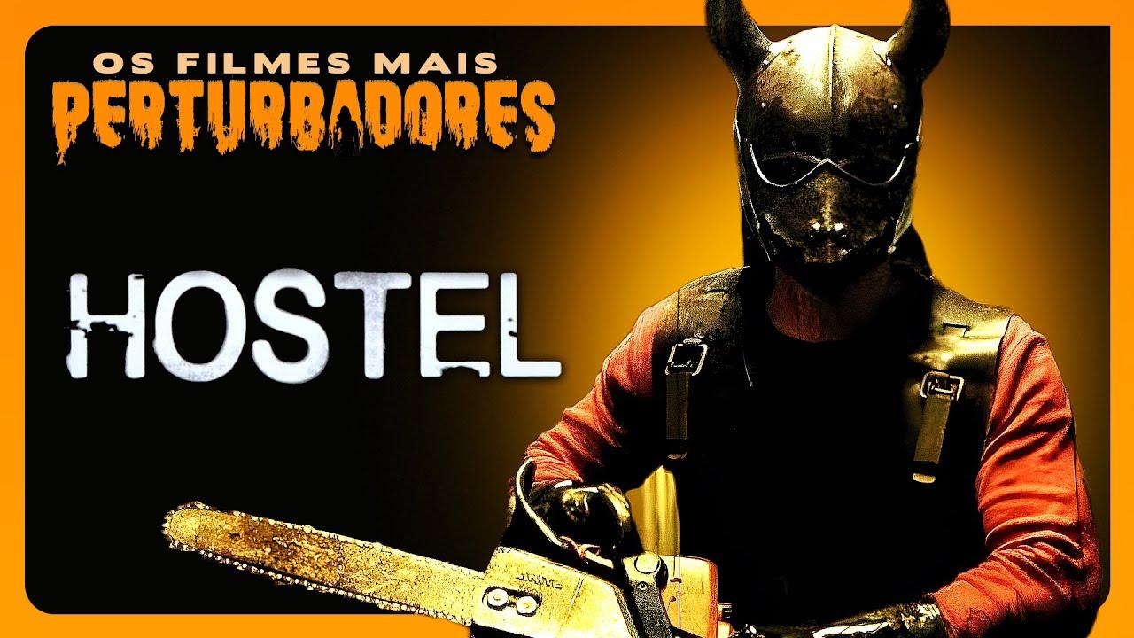 O ALBERGUE: Os Filmes Mais Perturbadores #08