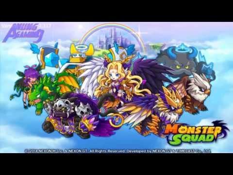 nexon monster squad