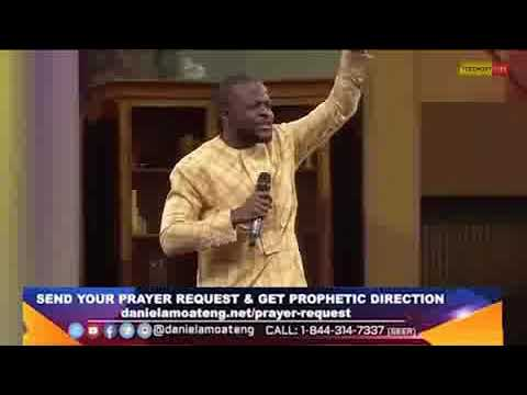Daniel Amoateng Ministries | The Prophet Who Sees