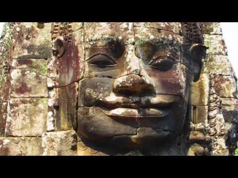 Calling All Ports: Cambodia, Angkor Thom's Bayon Temple