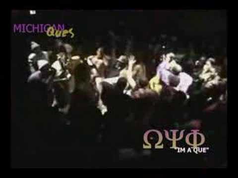 Omega Psi Phi DETROIT BRUHZ - IM A QUE