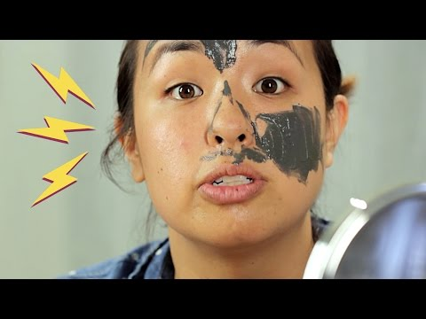 Thumbnail: People Try Magnetic Face Masks