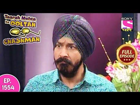 Taarak Mehta Ka Ooltah Chashmah - Full Episode 1554 - 14th November, 2018