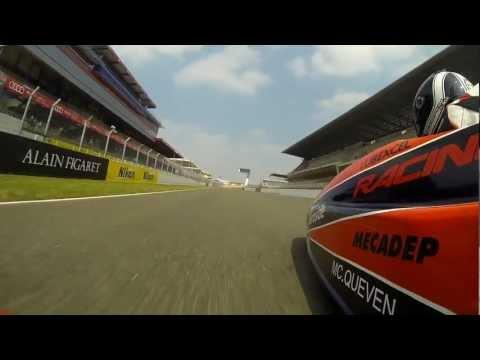 Superbike Le Mans 2013 Side-car Euroside