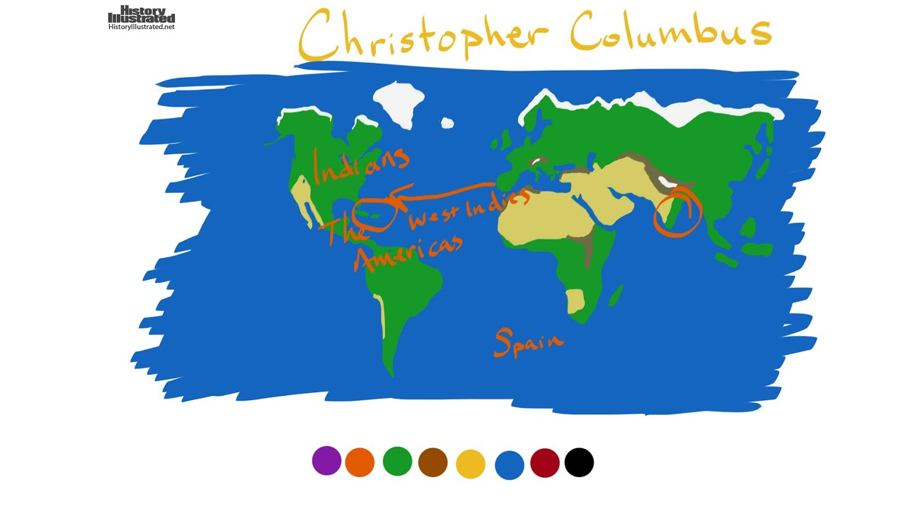 what should i know about christopher columbus youtube