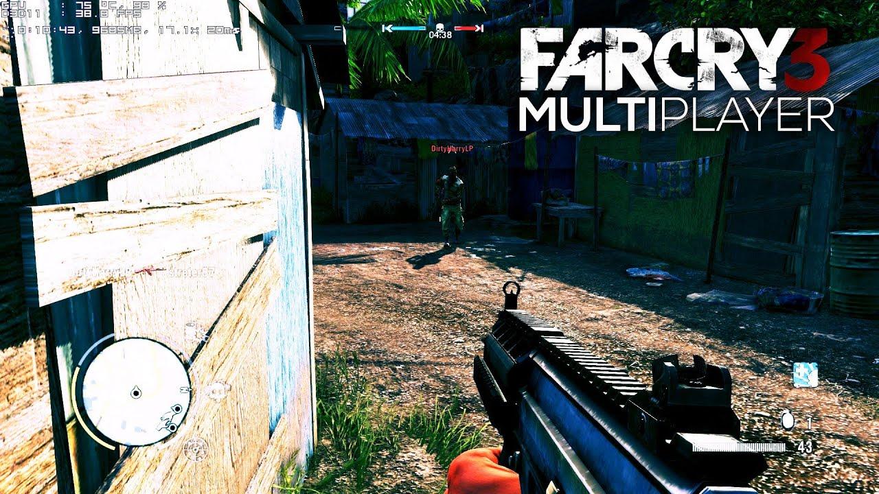 PC | Far Cry 3 Multiplayer | Ultra Settings | GTX 660 Ti