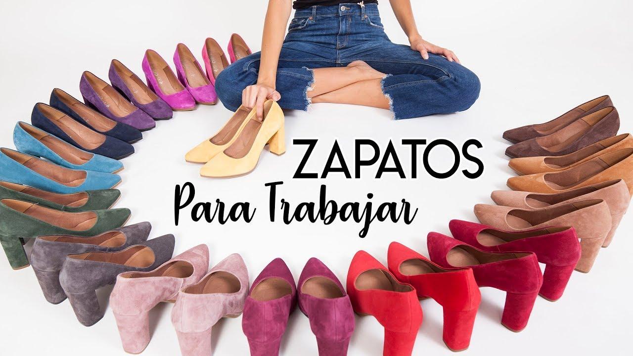 نحت جنين القدرة على التكيف Zapatos Comodos Para Oficina Mujer Cazeres Arthurimmo Com