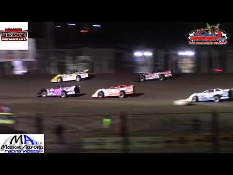River Cities Speedway WISSOTA Late Model A-Main (92-Lap John Seitz Memorial) (9/8/18)