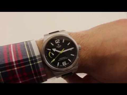 Tudor North Flag 91210N Luxury Watch Review