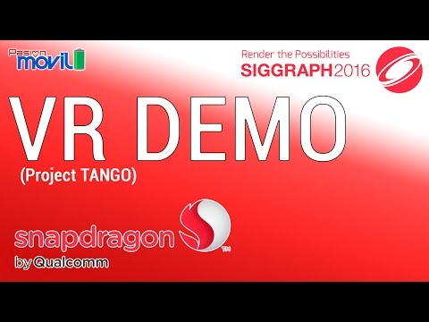 Proyecto Tango de Qualcomm & Google