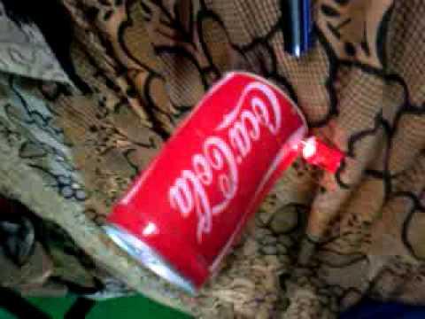 coca cola mp3 player
