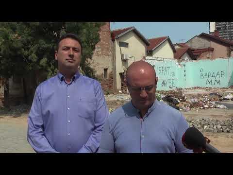 ВМРО-ДПМНЕ: Маџир Маало е пример за лажните ветувања на Жерновски и СДС