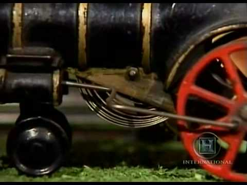 Special Feature – Toy Trains and Antique Lionel Model Trains