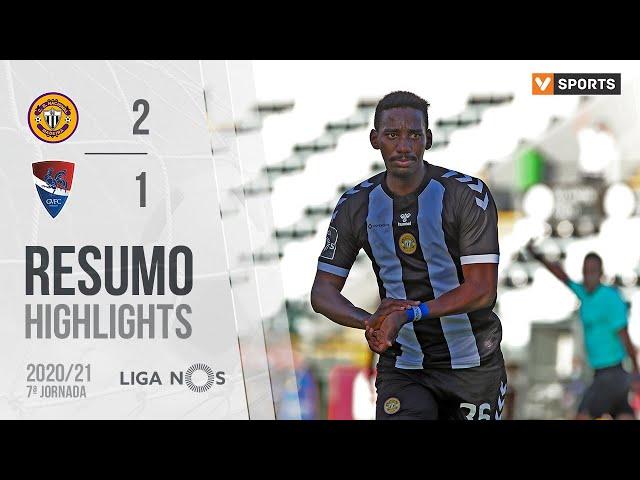 Highlights | Resumo: CD Nacional 2-1 Gil Vicente (Liga 20/21 #7)