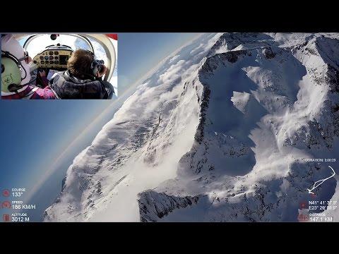 Making of Mountain Flying