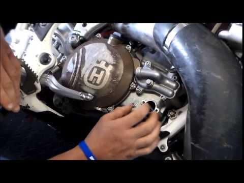 How to Change your Powervalve Spring on KTM/Husqvarna