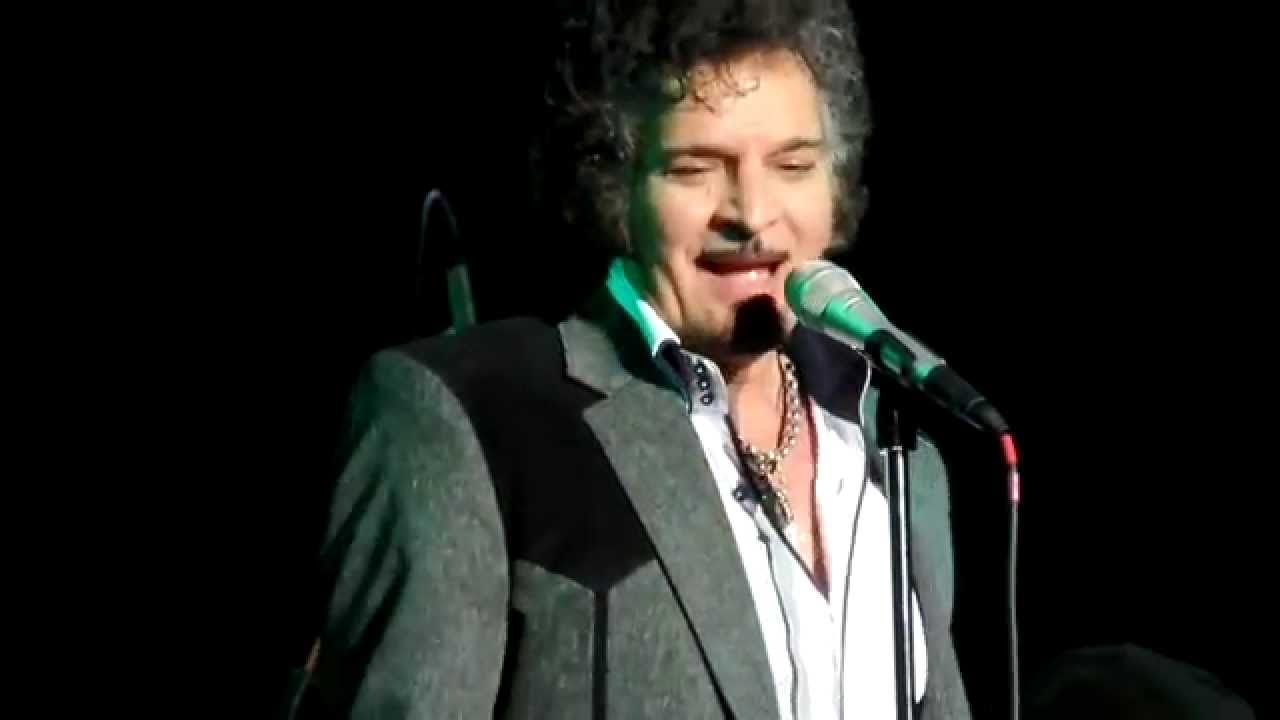 Gino Vannelli Live 2015 - I Just Wanna Stop in Beverly ...