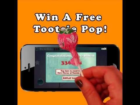 How To Win A New Tootsie Pop