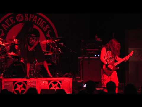 Shadows Fall ~ complete set ~ 5-21-12 on ROCK HARD LIVE