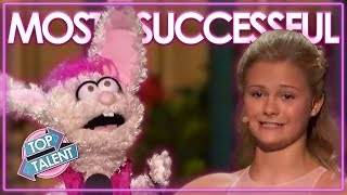 MOST Successful Kids On Got Talent! Including Darci Lynne, Jackie Evancho And MORE | Top Talent