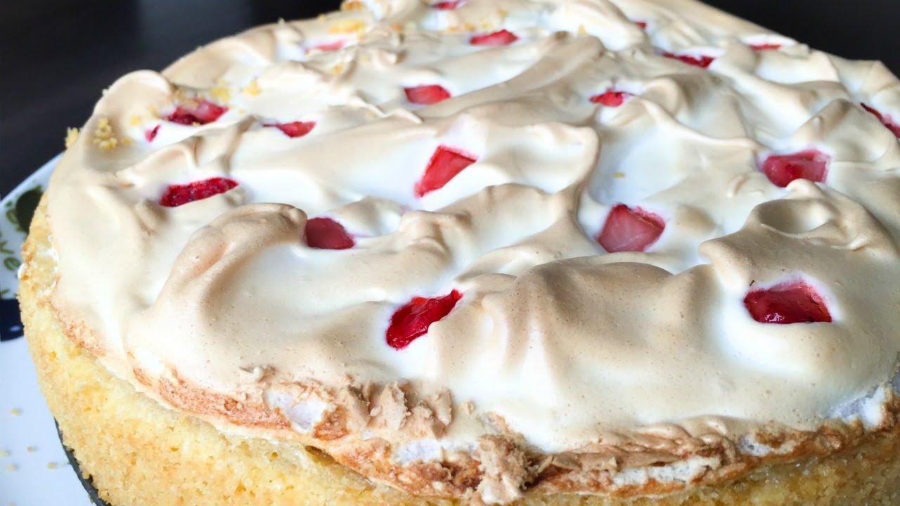 Backvideo erdbeer baiser kuchen youtube - Youtube kuchen ...
