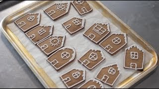 Easy Baking: Gingerbread Biscuits - The Boy Who Bakes