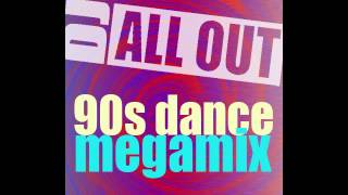 90s Dance MegaMix by DJ All Out - Part 2