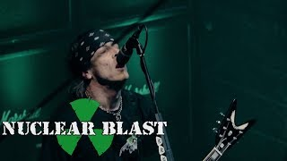 OVERKILL – Thanx For Nothin' (OFFICIAL LIVE VIDEO)