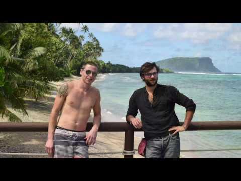 Samoa, hidden paradise